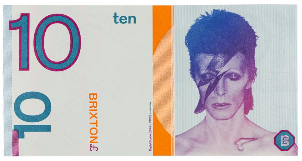 Brixton Pound (British), Brixton ten pound note, 2017