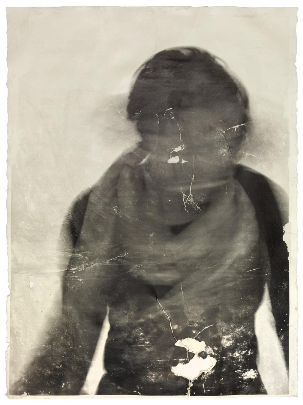 Sandra Brewster (Canadian, b. 1973), Blur 1 (2), 2016/2017