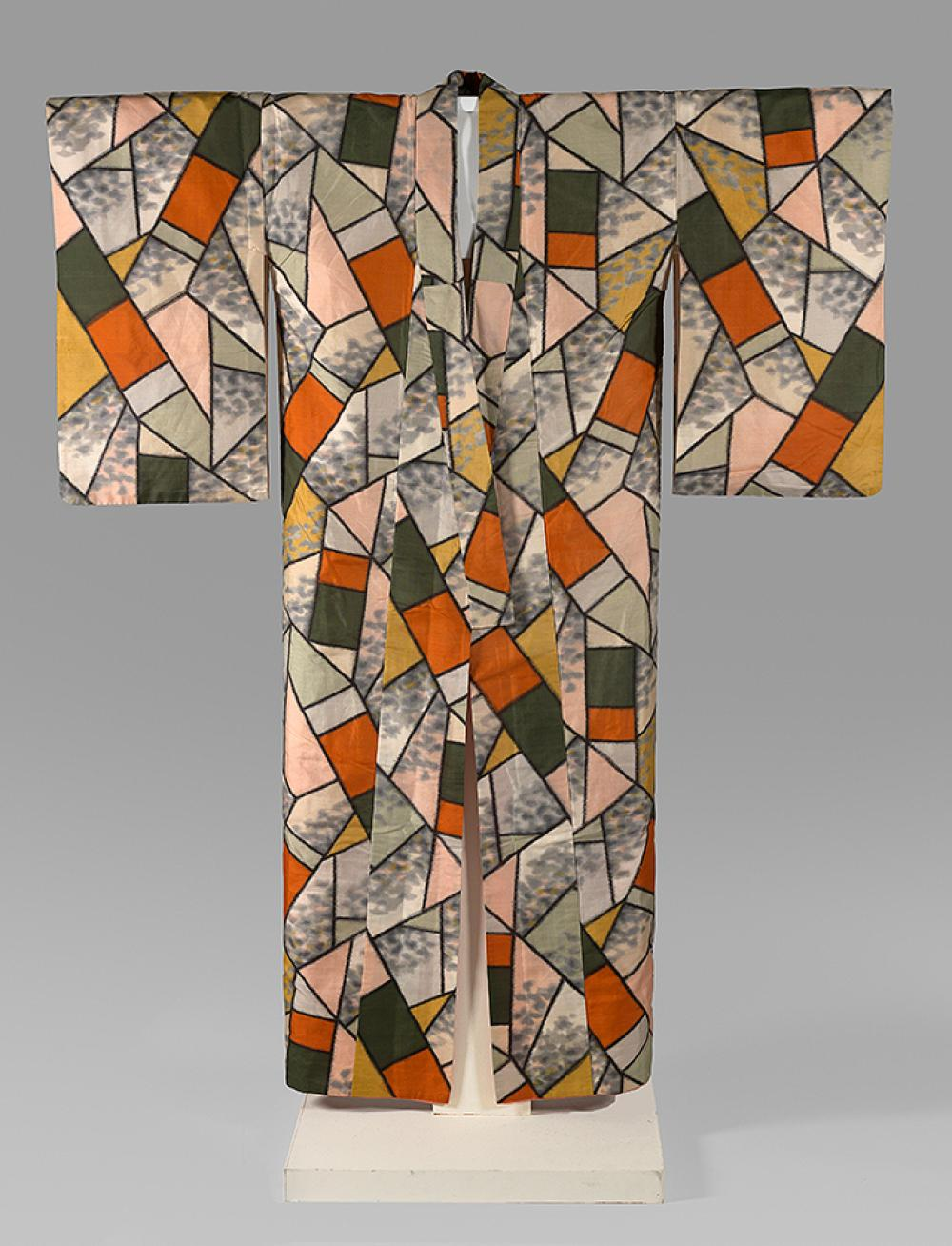 Kimono, on loan from Smith College Museum of Art