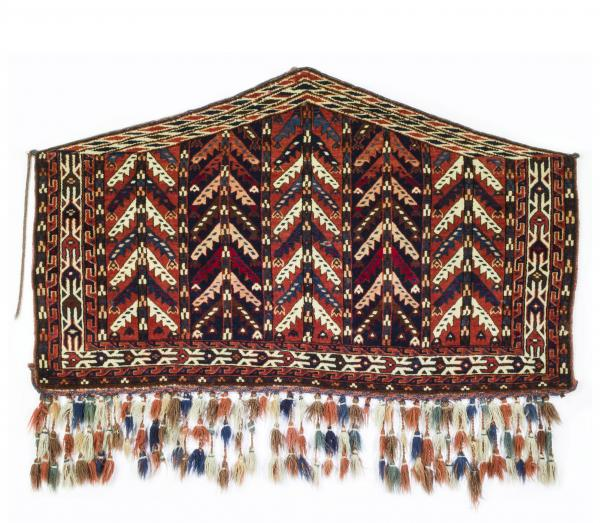 Maker Unknown (Yomat Turkmen), Asmalyk, 19th century
