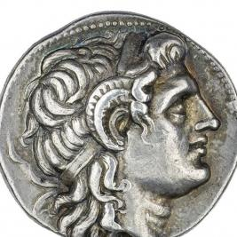 WORKSHOP: The Fascination of Ancient Coins, next Saturday 2/8 from 2:30-4:00pm. Join numismatist Jerry Theodorou for an illustrated presentation and hands-on exploration of Ancient Greek coins from the Mount Holyoke College Art Museum's collection. An expert in ancient numismatics, Mr. Theodorou has published numerous articles and given talks on ancient coins at, among other institutions, Cornell University and New York University. . . This workshop is free, but with limited space. Please RSVP to ealvord@mtholyoke.edu to reserve a spot by 2/3.