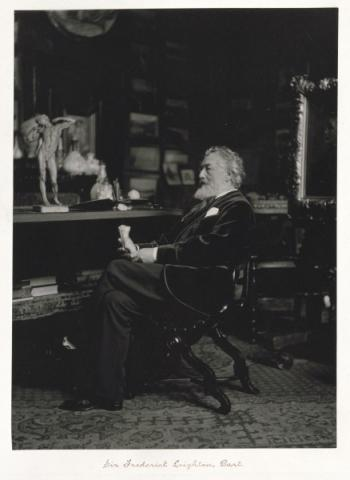 Lord Leighton P.R.A., ca. 1889-91