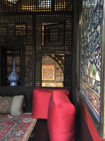 Interior, Leighton House Museum, London