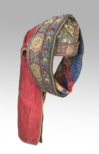 Persian, Woman's headdress
