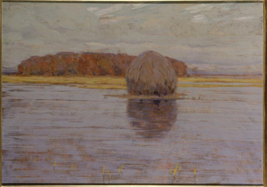 Dow, Arthur Wesley, The Red Island