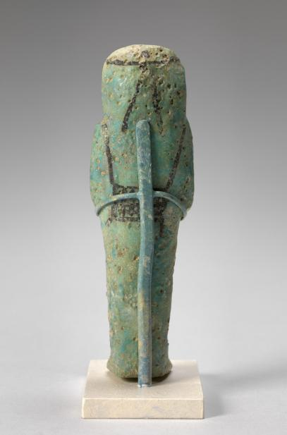Egyptian, Shabti of the Divine Adoratress Kedmerout
