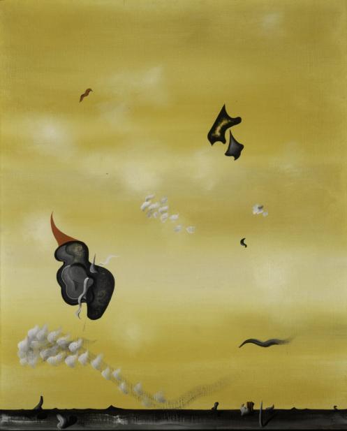 Tanguy, Yves, Lurid Sky