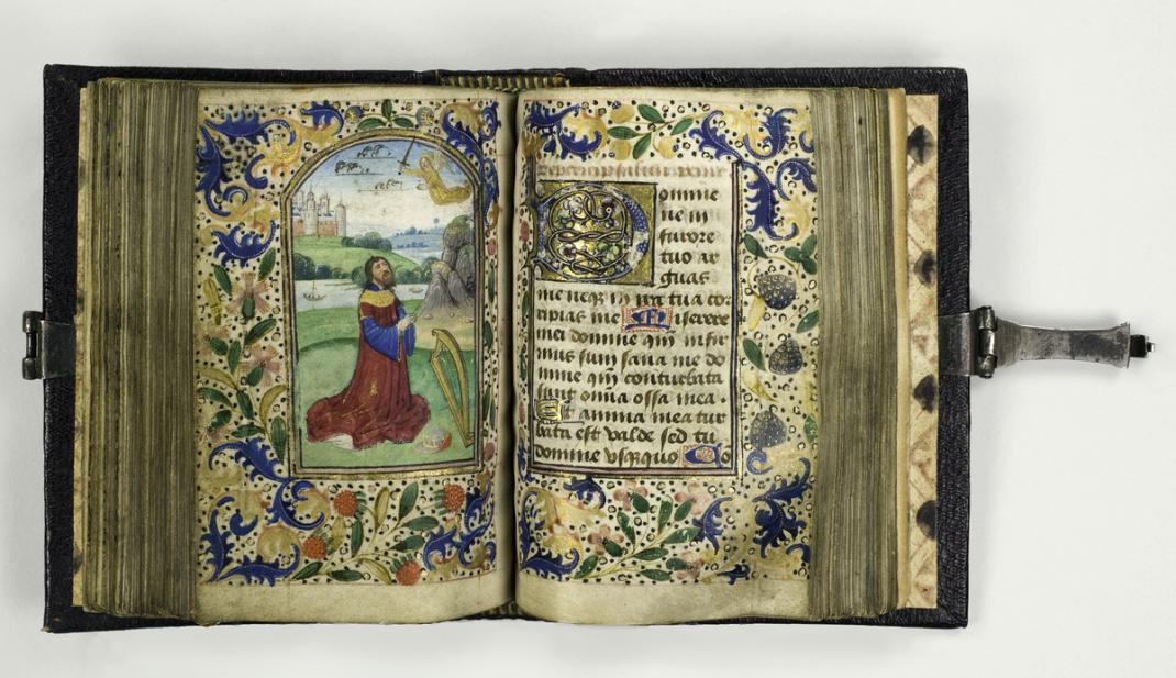 Flemish, Book of hours