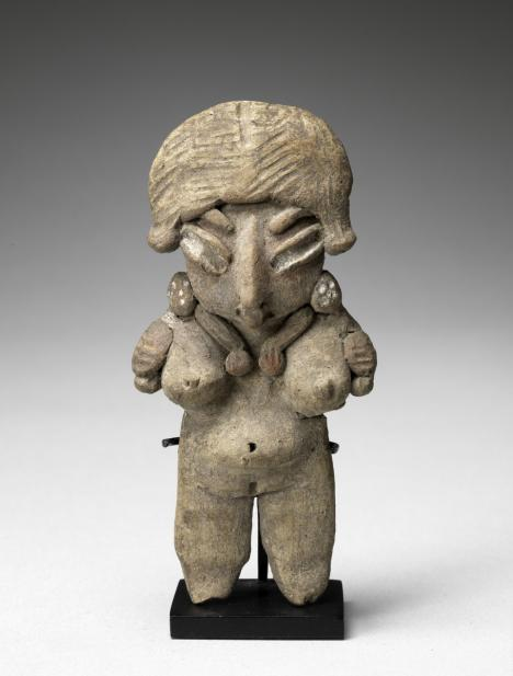 Chupícuaro, standing female figure