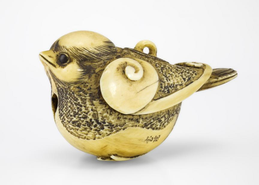 Hoin, Bird in the shape of mokugyo