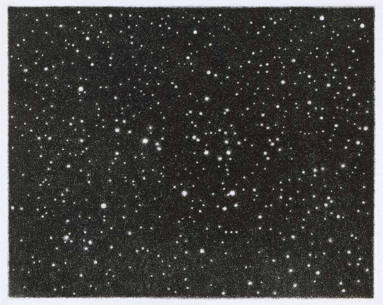 Celmins, Vija, Untitled Galaxy