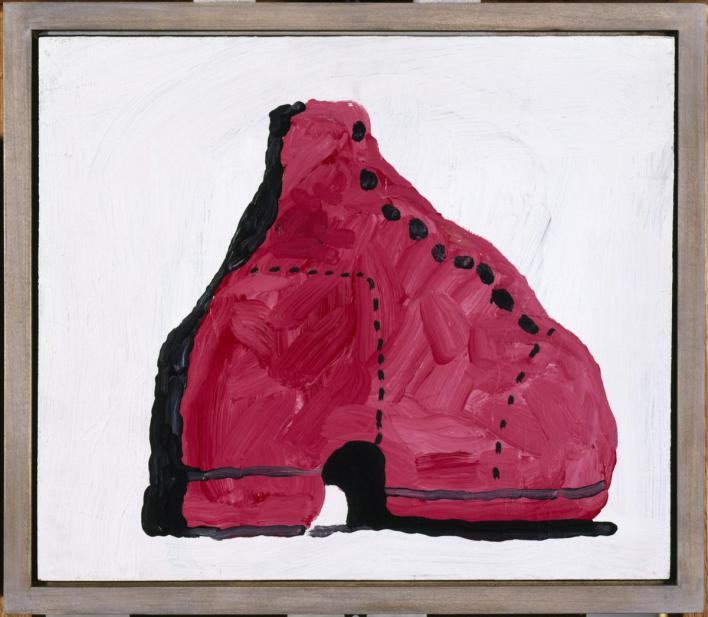 Guston, Philip, Untitled (shoe)