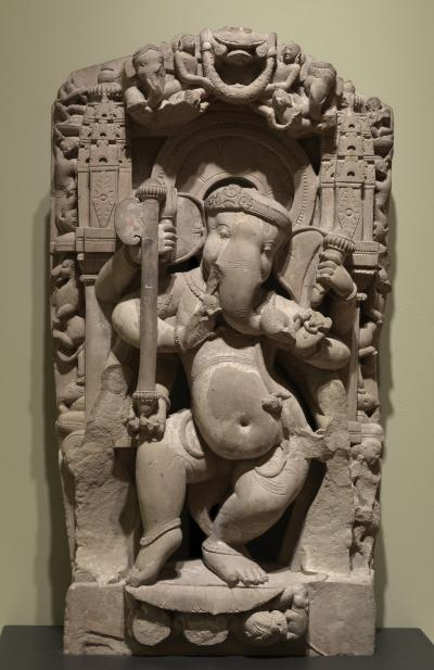 Indian, Dancing Ganesha
