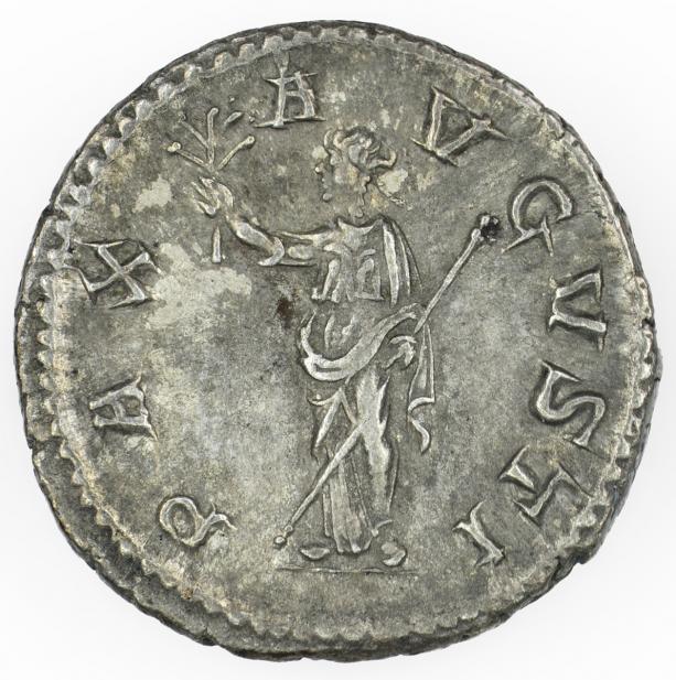 Roman, Denarius of Maximinus I