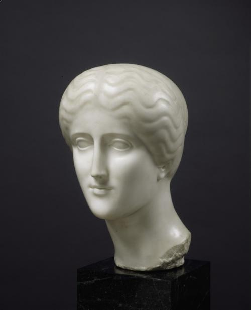Nadelman, Elie, Ideal Head of a Woman