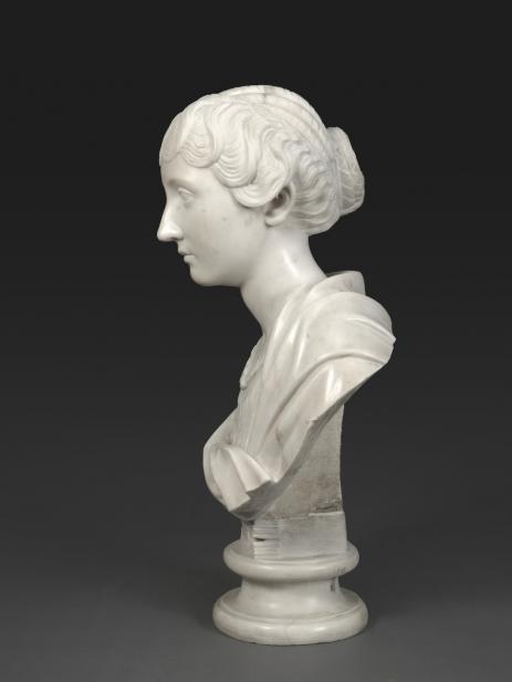 Cavaceppi, Bartolomeo, Bust of Faustina Minore