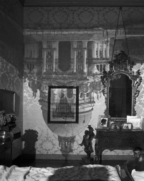 Morell, Abelardo, Camera Obscura: Santa Maria della Salute