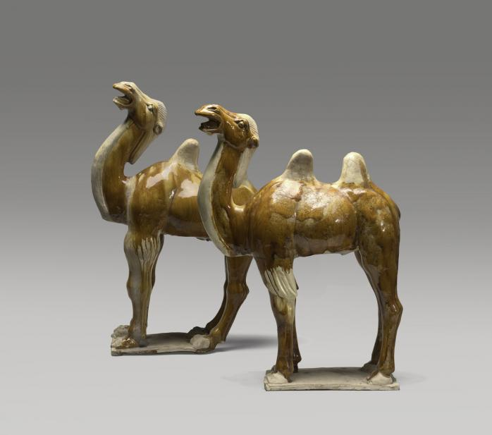 Camel tomb figurine (yong)