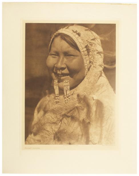 Curtis, Edward Sheriff, Ugiyaku-Nunivak