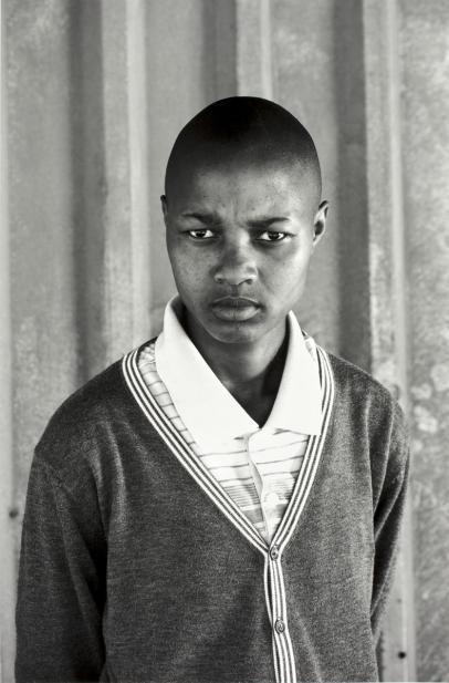 Muholi, Zanele, Lumka Stemela, Nyanga East, Cape Town, from the series Faces & Phases