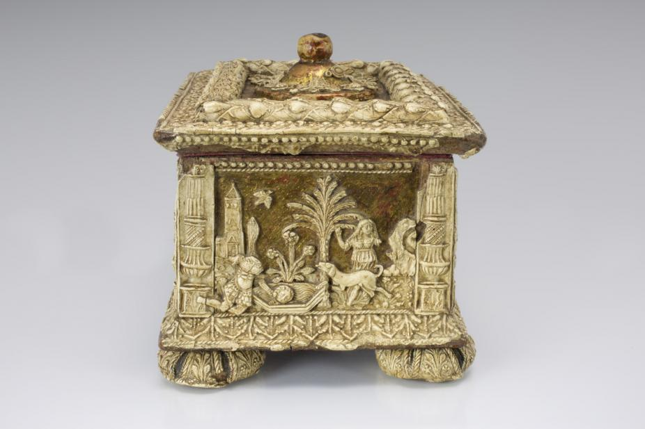 Maker Unknown, Italian, Pastiglia Casket