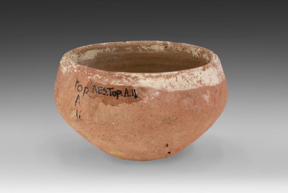 Egyptian, Bowl