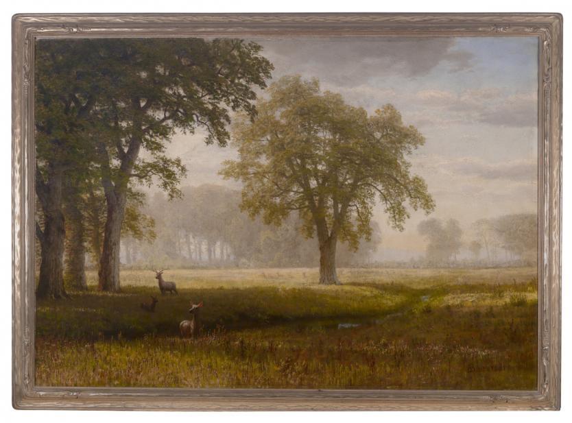 Albert Bierstadt (American, 1830-1902), Tuolomne Meadows