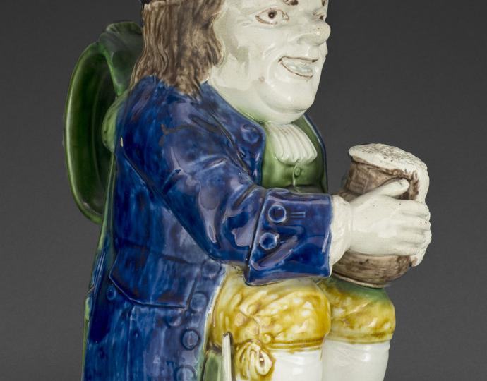 Maker Unknown (British; English), Toby jug