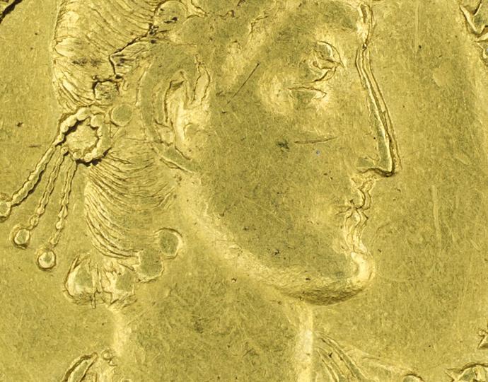 Roman, Solidus of Constantine I
