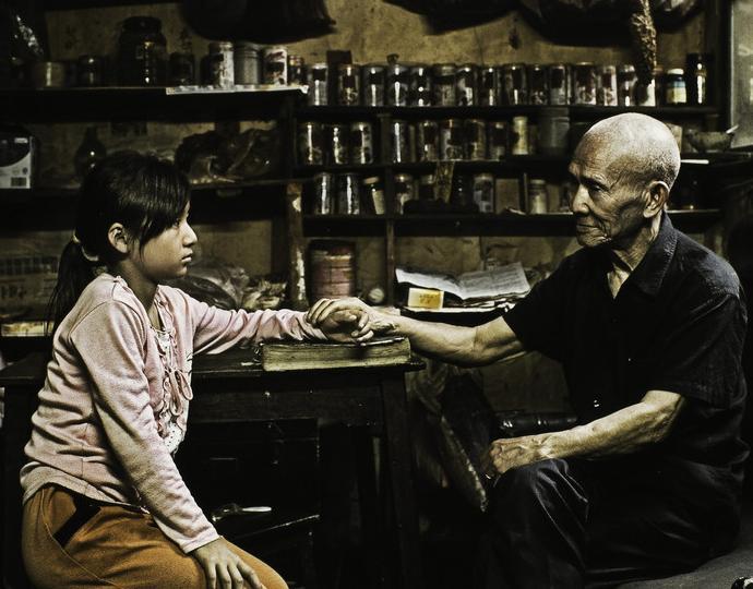 Xingkai, Ouyang, Shen Jinqiu, born in 1921...