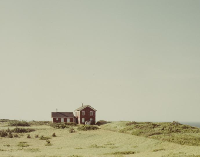 Meyerowitz, Joel, Red House, Truro
