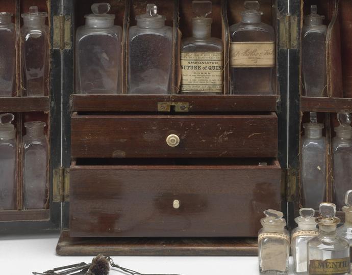 British, Medicine cabinet