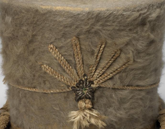 Peck, John M., Ladies' riding hat