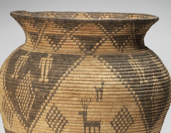 Apache, Basket