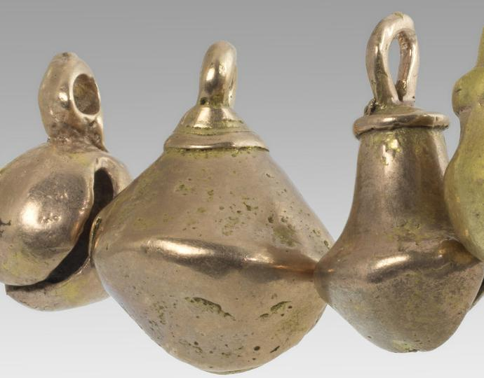 Maker unknown, Bells, 1100-1500