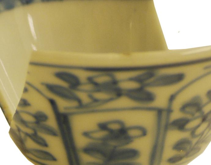 Maker unknown (Chinese), Teabowl fragment, ca. 1730-1740
